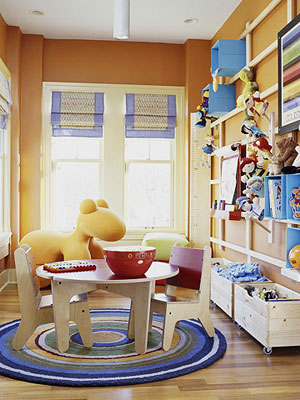 Have-Some-Fun Playrooms for Kids, from BHG.com
