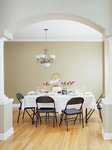 3-Step Decorating: Dining Room