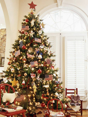 Christmas Tree Theme Ideas from Better Homes Gardens