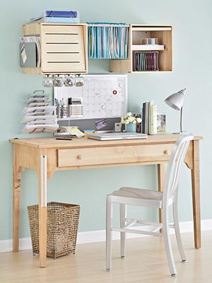 Order in the House: Organize Your Home Office, Bathroom, Entertainment Area, and Laundry Room