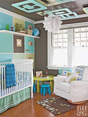 Dreamy Nursery Decor Ideas