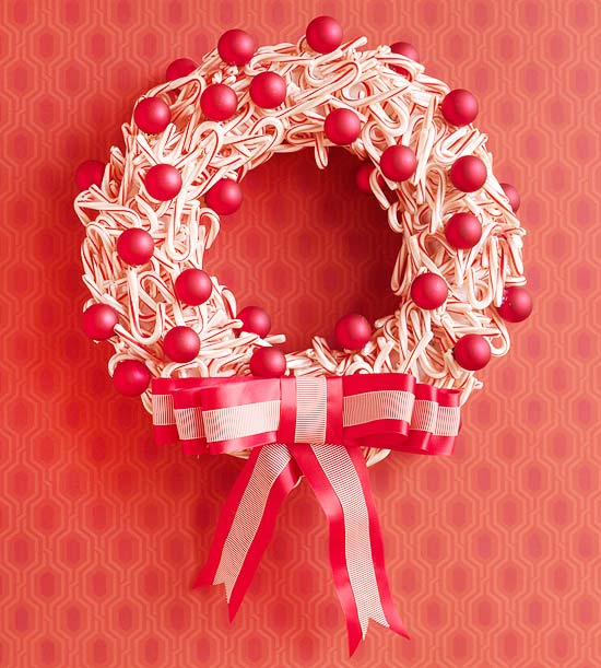 3 Easy Holiday Wreaths