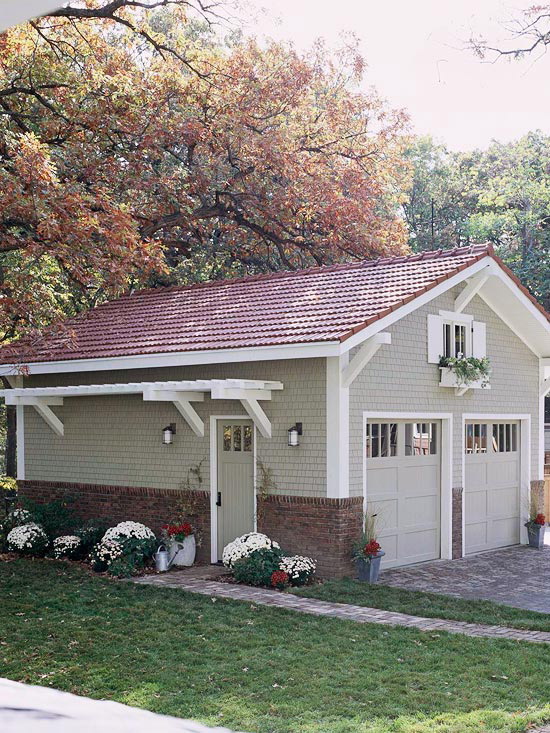 Garage plans with huge savings 2 car garage attached for Garage with attached apartment