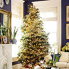 Christmas Tree in Gold