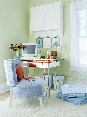 9 thrifty home office ideas: decorate your home office and work