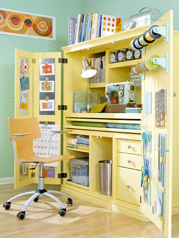 The Perfect Craft Cabinet
