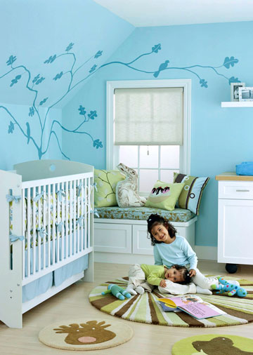 A Calm and Collected Nursery