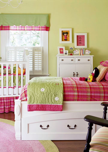A Storybook-Inspired Nursery