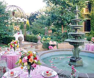 Plan a Garden Bridal Shower