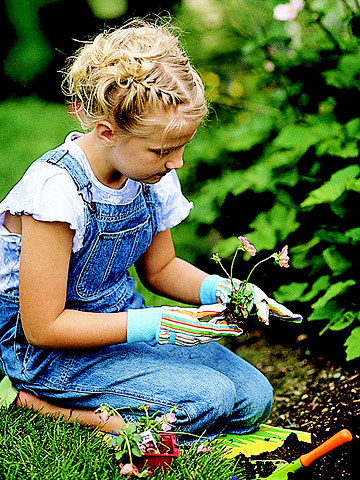 Teach Your Kids How to Start a Garden