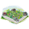 Make Your Vegetable Garden Convenient