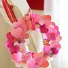 Fluttering Heart Wreath