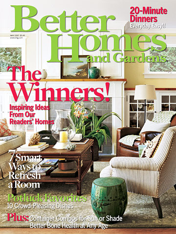Better Homes And Gardens May 2007 Recipes