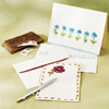 Embroider a Stationery Set