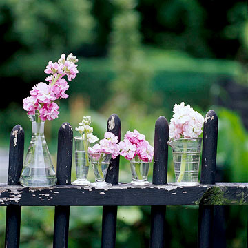 Creative Flower Arrangement Containers