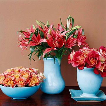 10 Flower Arranging Tips
