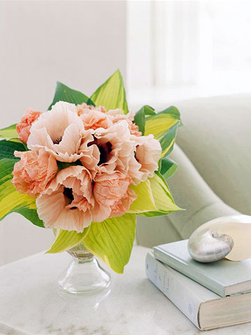 Easy Floral Arrangements 5-minute flower arrangements: fast and easy accents from bhg