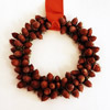 Homemade Acorn Wreath