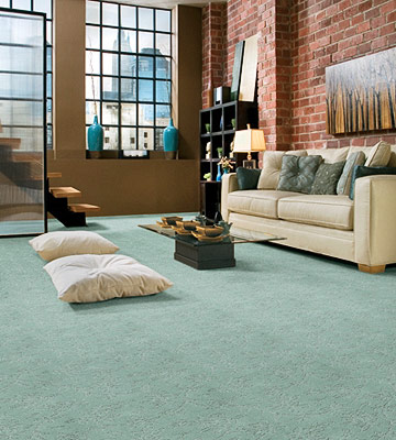 Editor 39 s picks gorgeous green carpets 15 eco friendly for Carpet colours for bedrooms
