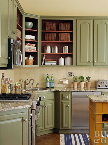 Low-Cost Ideas to Update Your Cabinets