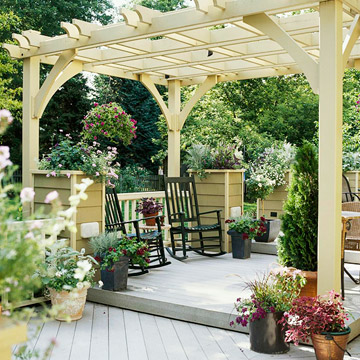 Deck Privacy Ideas