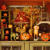 Vintage Pumpkin Decorations