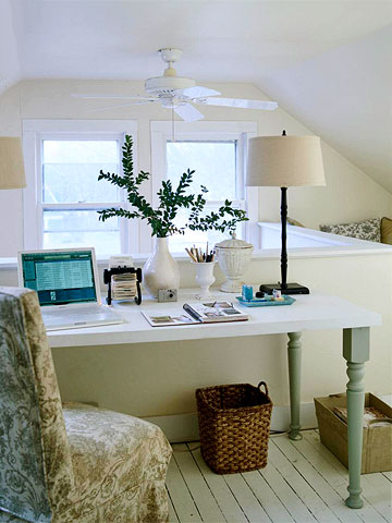budget ideas for a home office
