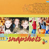 Photo Strip Montage
