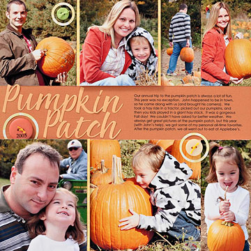 Our Favorite Scrapbook Pages for Halloween