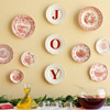 Joyful Plate Display