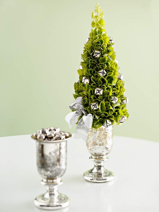 Jingle Bell Tabletop Tree