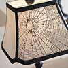 Spiderweb Lampshade