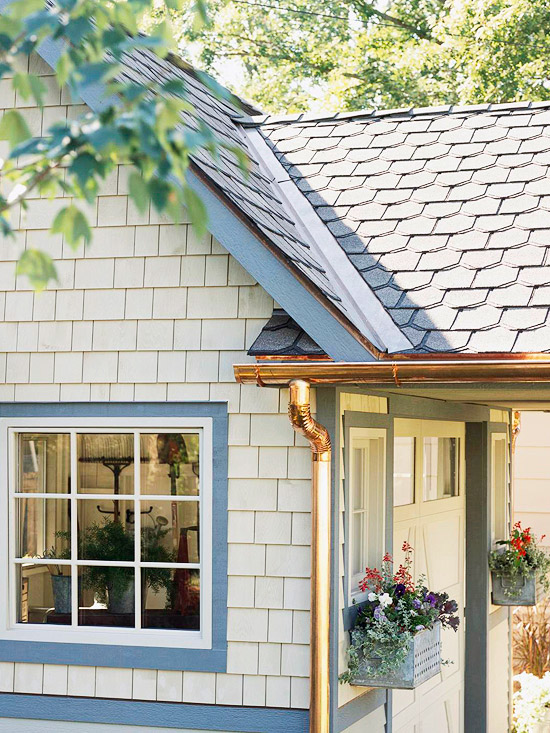 home and gutters