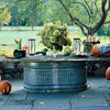 Dress a Harvest Table