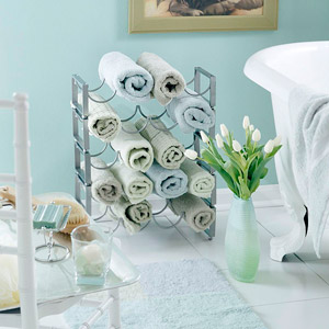 The Art of Displaying Towels