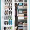 Single-Door Closet