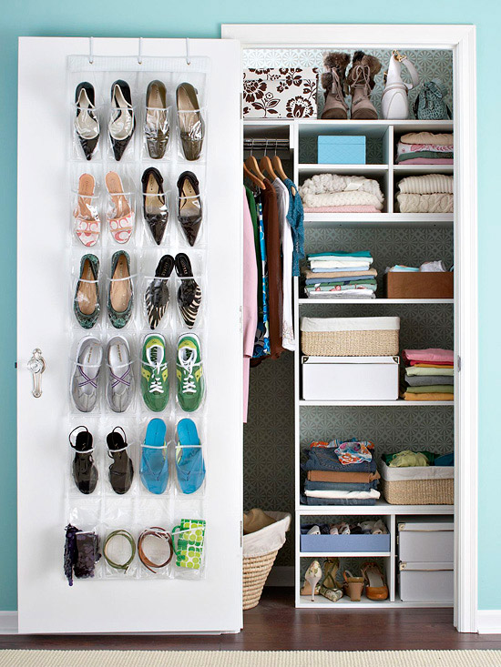 Small Bedroom Closet Organization Ideas Small Closet Organization