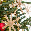Swedish Snowflake Ornaments