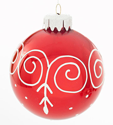 Make a Hand-Painted Ornament