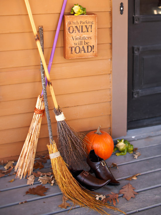 Make Some Witches' Brooms