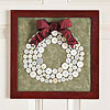Cute-as-a-Button Wreath
