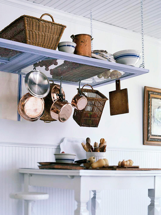 How to Make a Pot Rack