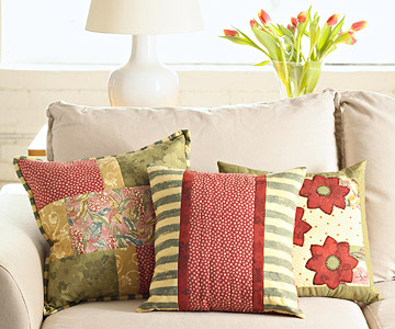 Pretty Fall Pillows