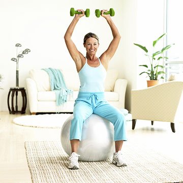 Strong for Life: Upper-Body Workout