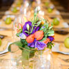 A Dash of Color on the Tables