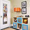Hide Clutter with Doors