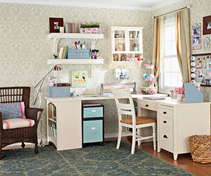 Craft Room Storage Made Easy