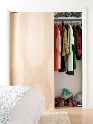 Before & After: Closet Makeover