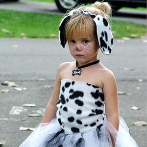 Real Photos: Kids in Halloween Costumes, 2008