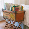 Add Flair with Vintage Crates